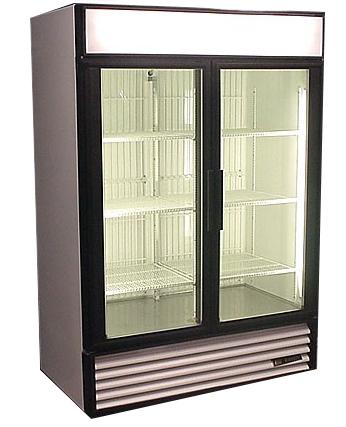 Used Two Door Freezer