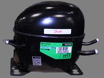 COMP, 105G5916 NF11FX.2, 115V 60HZ W/HST ELECTRICALS
