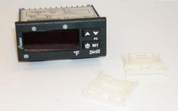 TEMP CONTROL, XR02CX-4N1F1 115V MED TEMP W/ BUZZER