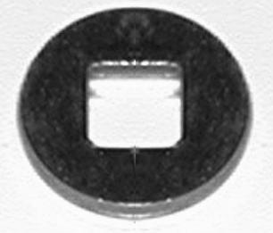 SPACER, SS HINGE C-460