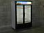 Used Two Glass Door Display Cooler
