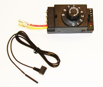CONTROL, TEMP ELECTRONIC, FREO COM FCA-3 115V/127V, 50/60HZ