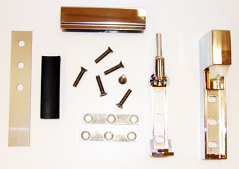 HINGE KIT, DOOR TR-RRI/RRT