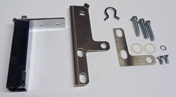 HINGE KIT, DOOR BTM RH, TGU