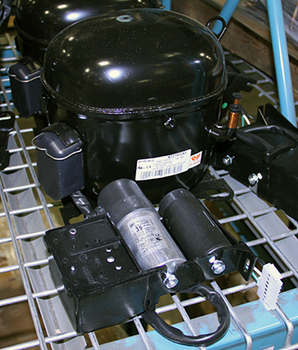 COMP, NT2192GKV 115V 1 1/4HP