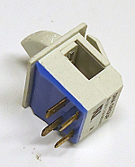 ROCKER SWITCH - #780203 WITH NO LIP